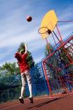 Basket-ball Image stock