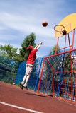 Basket-ball Photo stock