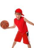 Basket-ball actif photo libre de droits