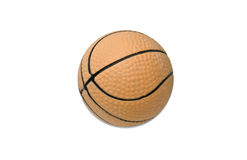 Basket-ball ball Royalty Free Stock Images