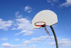 Basket ball board 2 Stock Image