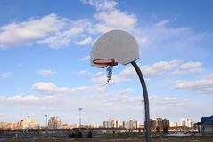 Basket ball board 3 Stock Photo