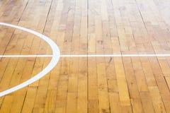 Basket-ball court photographie stock libre de droits
