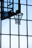Basket-ball court images stock