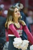 2014 basket-ball de NCAA - acclamation/danse Photographie stock libre de droits