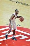 2014 basket-ball de NCAA - grands 5 Image libre de droits