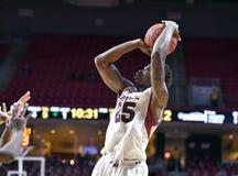 2014 basket-ball de NCAA - grands 5 Photo stock