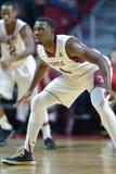 2014 basket-ball de NCAA - grands 5 Photos libres de droits