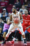 2016 basket-ball de NCAA - Houston au temple Photos stock