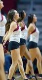 2014 basket-ball de NCAA - peloton d'esprit Images stock