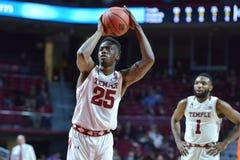 2015 basket-ball de NCAA - premier temple-Bucknell de Rd de LENTE Photos libres de droits