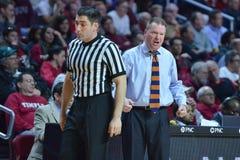 2015 basket-ball de NCAA - premier temple-Bucknell de Rd de LENTE Photos stock