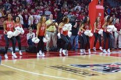 2015 basket-ball de NCAA - premier temple-Bucknell de Rd de LENTE Photographie stock