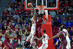 2015 basket-ball de NCAA - St Joe au temple Image libre de droits