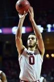 2015 basket-ball de NCAA - St Joe au temple Images stock