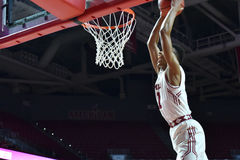 2015 basket-ball de NCAA - temple contre l'état du Delaware Photographie stock