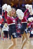 2015 basket-ball de NCAA - Temple-ECU Photos stock