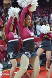 2015 basket-ball de NCAA - Temple-ECU Photos libres de droits