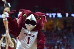 2015 basket-ball de NCAA - Temple-La de quarts de finale de LENTE technologie Photographie stock libre de droits
