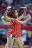 2015 basket-ball de NCAA - Temple-La de quarts de finale de LENTE technologie Photos libres de droits