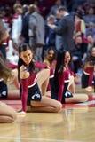 2015 basket-ball de NCAA - temple-Tulane Image libre de droits