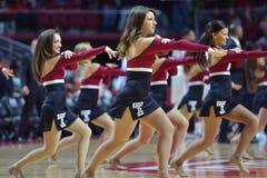 2015 basket-ball de NCAA - temple-Tulane Photographie stock