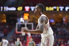 2015 basket-ball de NCAA - temple-Tulane Photographie stock libre de droits