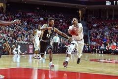 2015 basket-ball de NCAA - temple - UCF Images stock