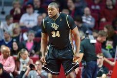 2015 basket-ball de NCAA - temple - UCF Image stock