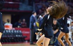 2015 basket-ball de NCAA - temple - UCF Photo stock