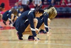 2015 basket-ball de NCAA - temple - UCF Photographie stock libre de droits