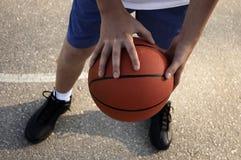 Basket-ball de rue images stock