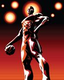 Basket Ball Hero Stock Images
