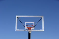 Basket Ball Hoop Stock Images