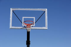 Basket Ball Hoop Royalty Free Stock Image