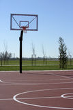 Basket Ball Hoop Stock Image