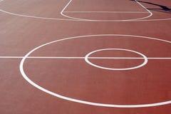 Basket Ball Hoop Stock Photography