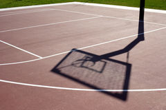 Basket Ball Hoop Royalty Free Stock Photo