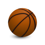 Basket ball icon Royalty Free Stock Photography