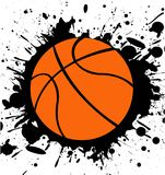 Basket-ball, illustration de vecteur illustration stock