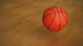 Basket ball stock video footage