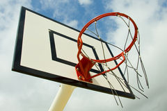 Free Basket Ball Net Stock Photo - 20137310
