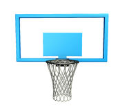 Basket ball net. 3d rendered illustration of basket ball net Royalty Free Stock Photos