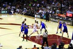 Basket-ball pro de NBA photographie stock
