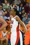 Basket-ball Silvia Fowles des Etats-Unis d'équipe de joueur Images stock
