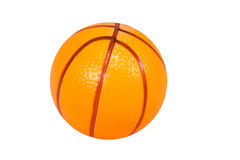 Basket ball toy. Royalty Free Stock Photography