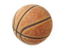 BASKET-BALL UTILISÉ images stock
