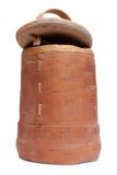 Basket of barks Stock Photography