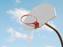 basket brutet beslag Royaltyfria Foton