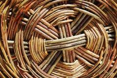 Basket cane Stock Photography